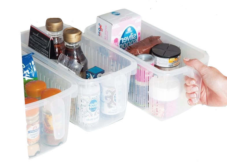 Kitchen Drawer Organiser (Set of 3)