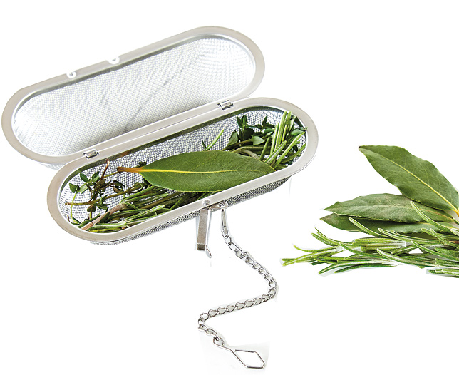 Jumbo Stainless Steel Herb Infuser