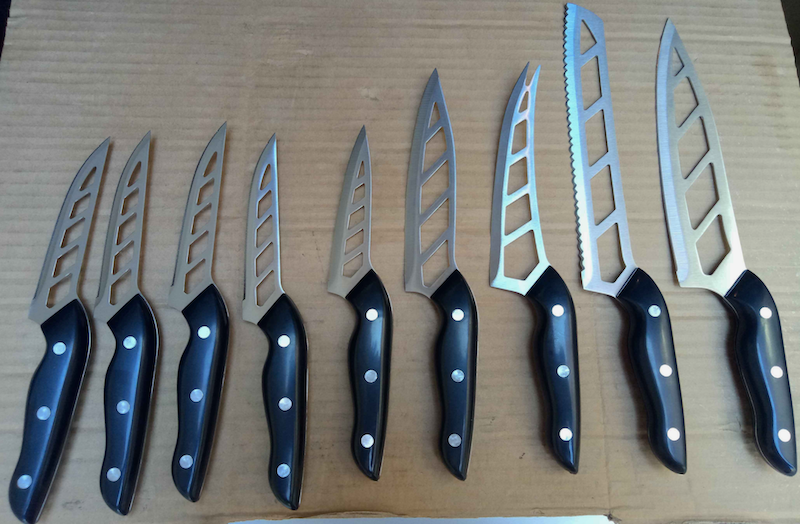 Ultra Slice Knife Set of 9