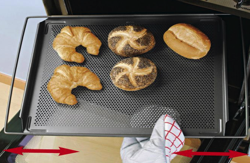 Adjustable Non Stick Baking Shelf
