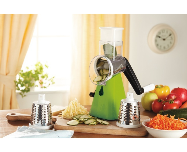 Table Top Hand Crank Cutter & Slicer