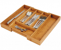 Expanding Cutlery Set