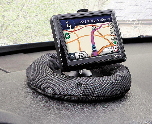 Sat Nav Cushion