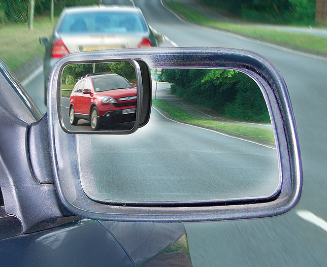 Adjustable Blind Spot Mirror Set of 2
