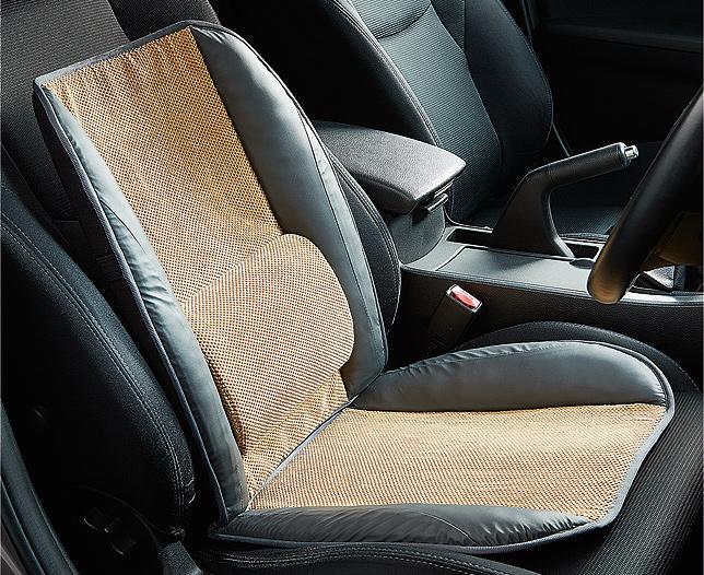 S S Memory Foam Car Seat Cushion