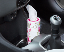 Cup Holder Tissues Set of 3