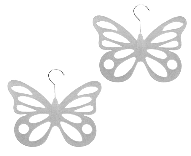 Butterfly Scarf Hanger (Set of 2)