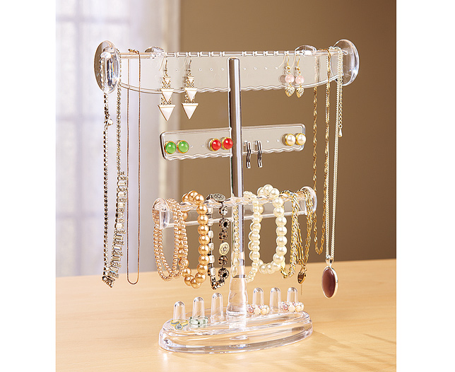 Necklace & Earring Holder