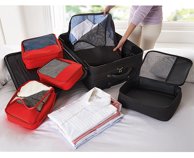 Packing Bags Set of 5