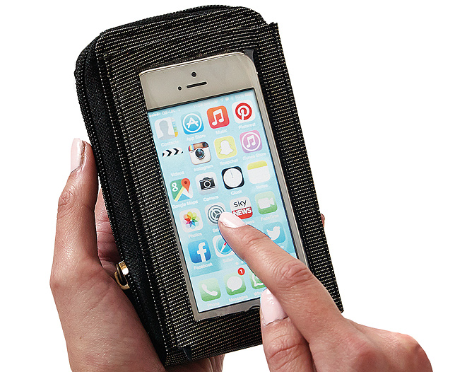 Touch Mobile Phone Purse