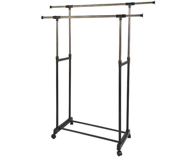 Double Garment Rail