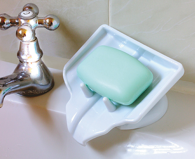 Soap Saver Dishes