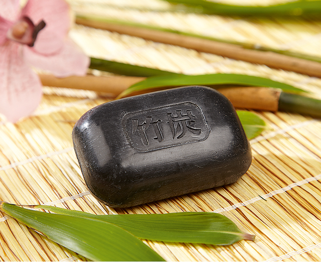 Bamboo Charcoal Soap Set of 3