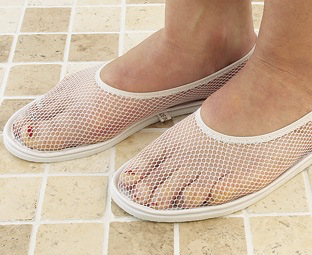 Slip Resistant Shower Shoes