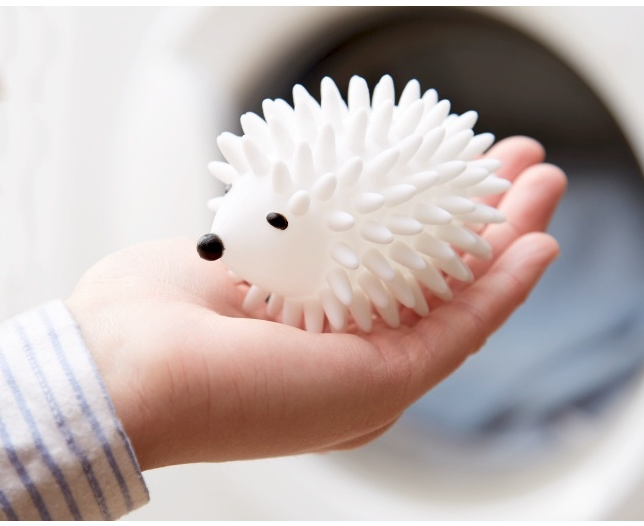 Hedgehog Clothes Softening Dryer Balls