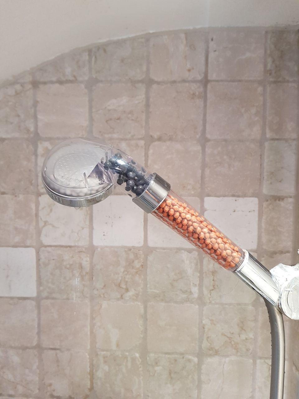 Shower Hose with Eco Filter