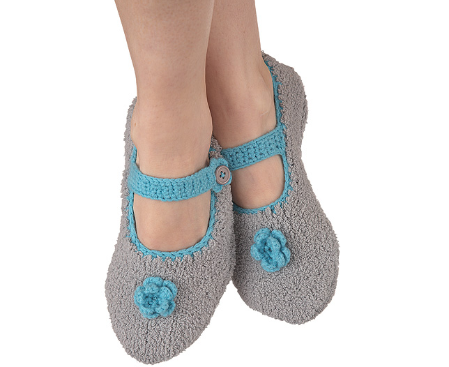 Snuggle Slippers Socks