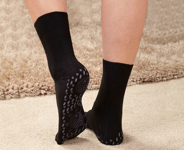 Tourmaline Massage Socks