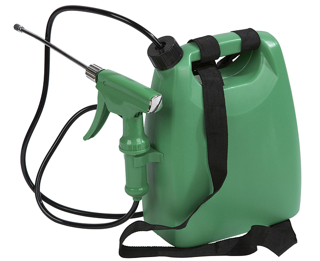 Trigger Pump Watering Can with Adjustable Spray