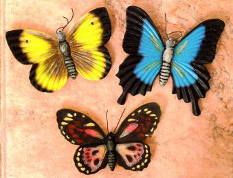 Glow in the Dark Butterfly Set of 3