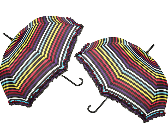 Rainbow Umbrella Set of 2