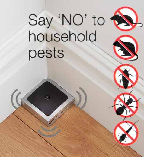 Battery Operated Pest Repeller
