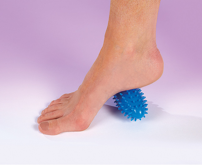 Oval Foot Massager Ball
