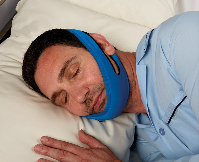 No Snore Jaw Strap
