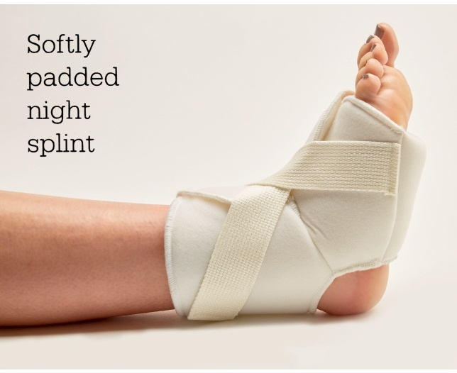 Plantar Fascilitis Night Splint