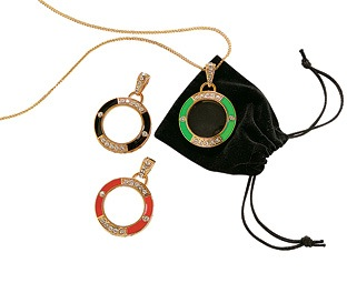 Magnifying Pendants (set of 3)