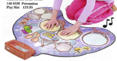 Percussion Play Mat
