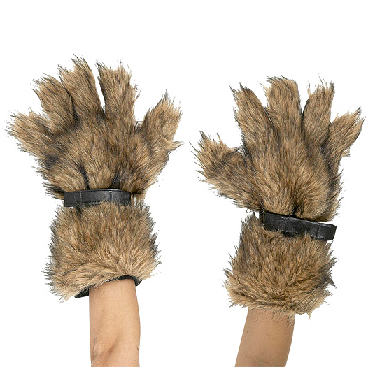 Grizzly Bear Gloves
