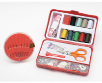 130 Piece Self Threading Sewing Kit