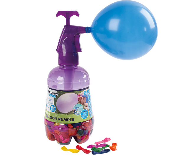 Balloon Pumper