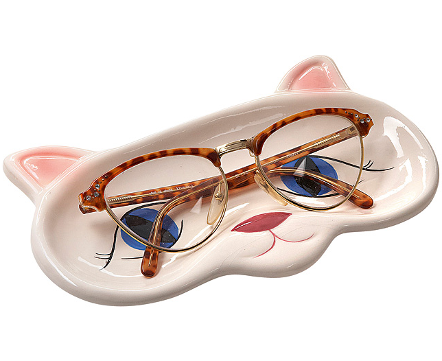 Cat Shape Eyeglasses Holder