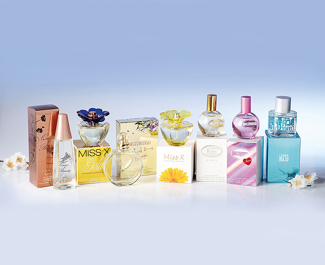 Ladies French Perfume