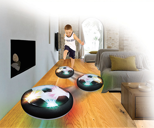 Indoor Footie Glider