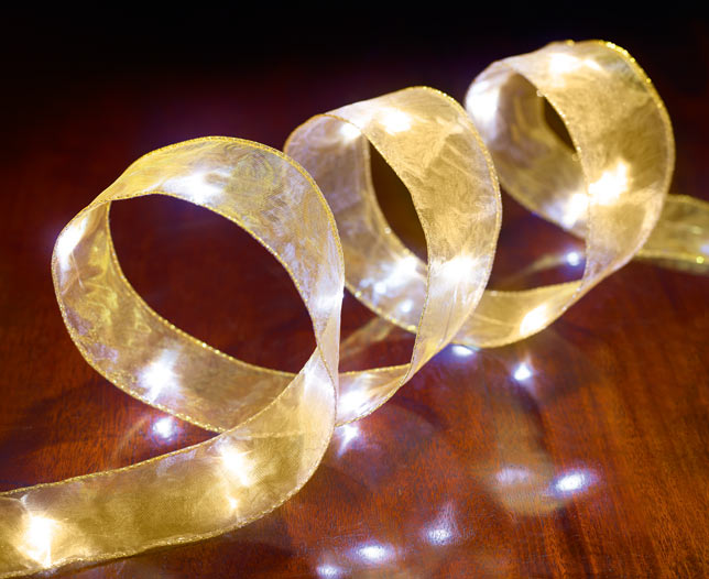 20 LED Ribbon Set of 3