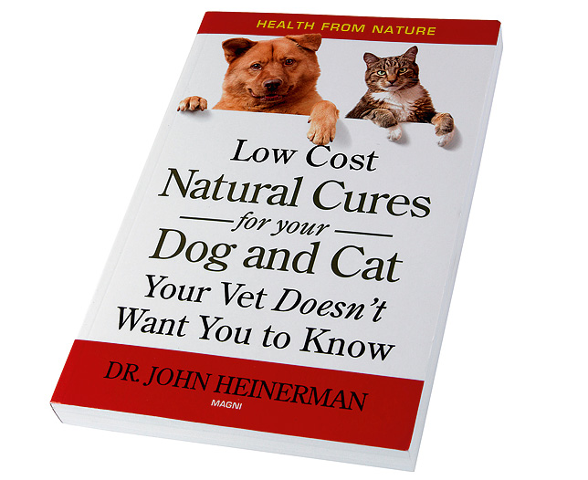 Natural Cure for your Dog & Cat