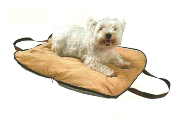 Travel Zip Up Pet Bed