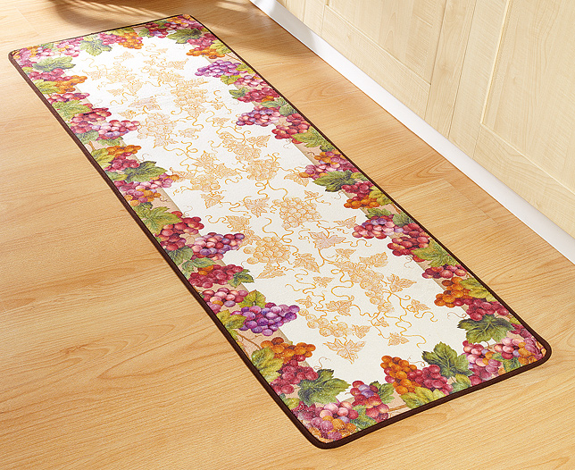 Floor Runner (Grapevine Design)