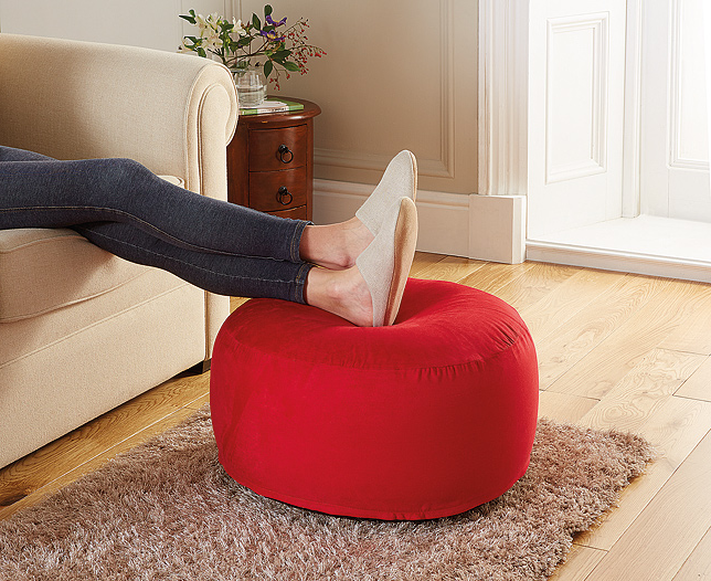 Inflatable Foot Rest