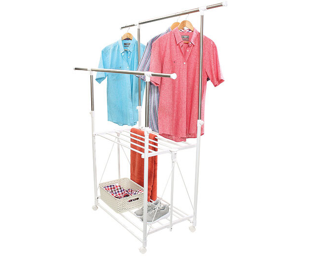 Folding Clothes Rail - Airer