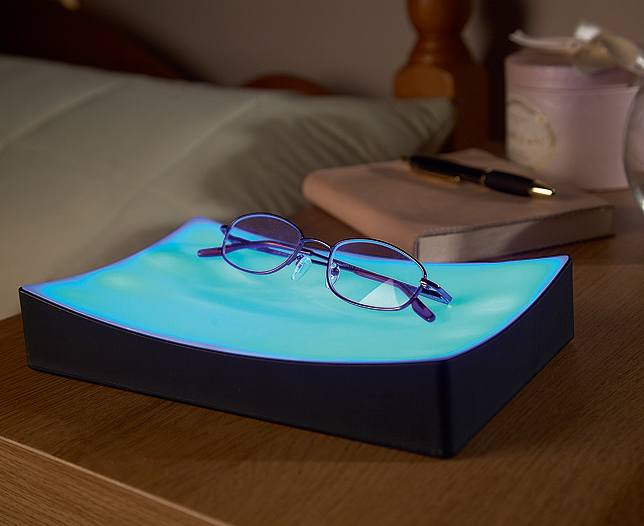 LED Touch Bedside Lamp