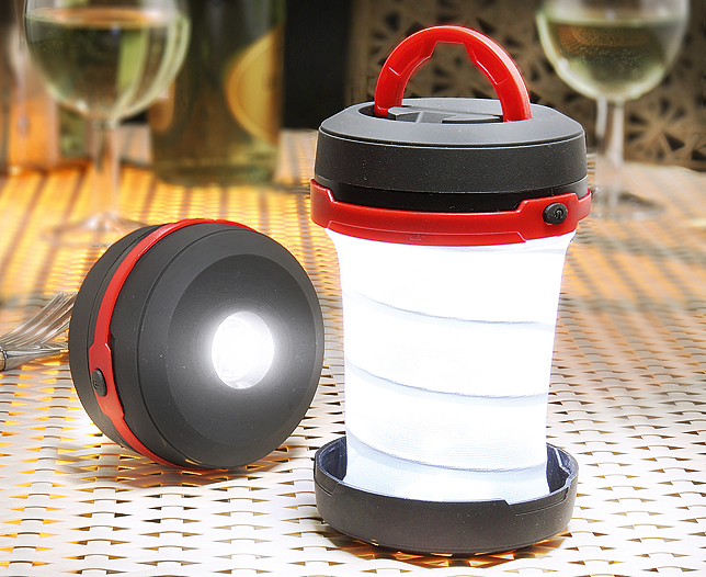 2 in 1 Flashlight & Lantern