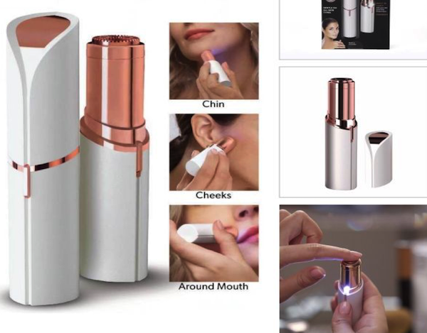 Mini Portable Flawless Hair Remover