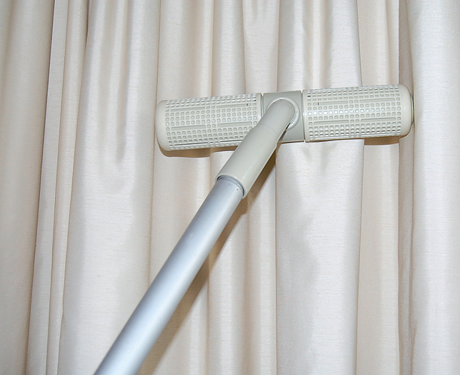 Drape Vacuum Attachment