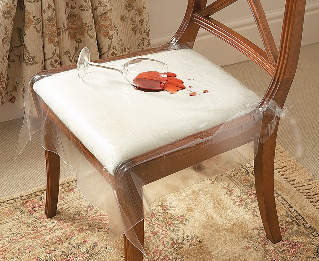 Plastic Chair Protector Cover