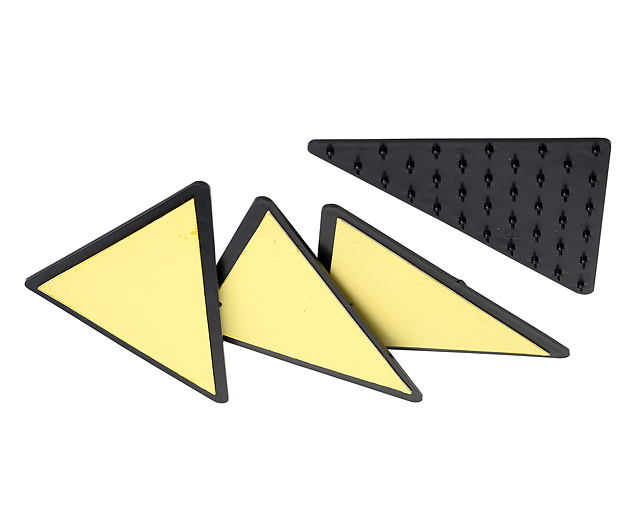 Carpet Grippers Triangle (Set of 4)