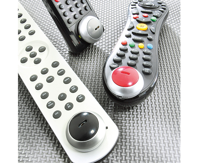 Remote Control Locator Set of 3